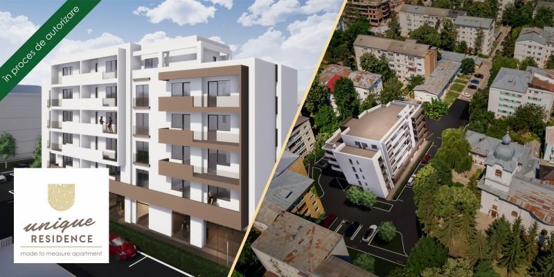 Apartamente PREMIUM în centrul Botoşaniului