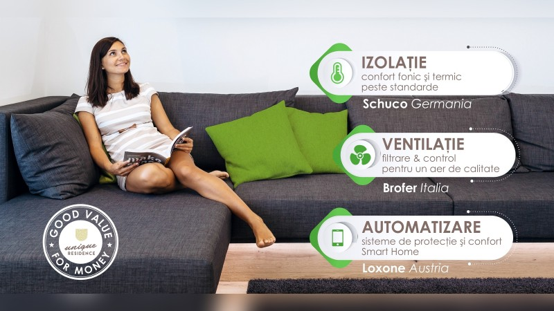 (P) Apartamentele Premium Made To Measure din centrul Botoșaniului