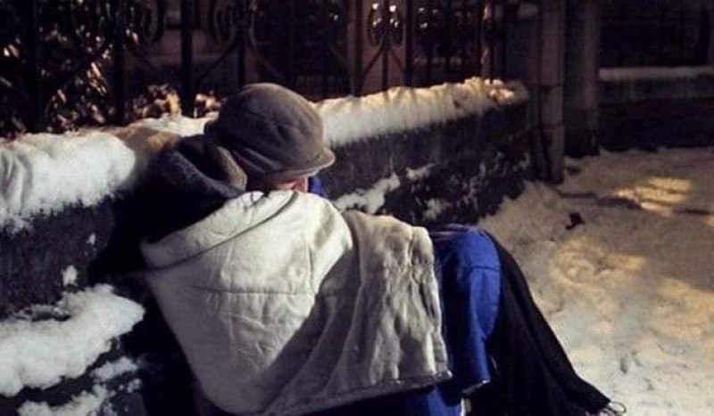 Apel către populație. Temperaturile negative din următoarea perioadă ar putea periclita sănătatea oamenilor fără adăpost din Botoșani