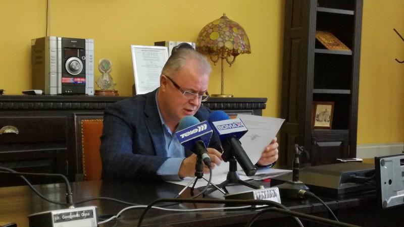 Apel făcut de primarul Cătălin Flutur pentru ajutorarea sinistraților din Primăverii. Cont deschis pentru aceștia
