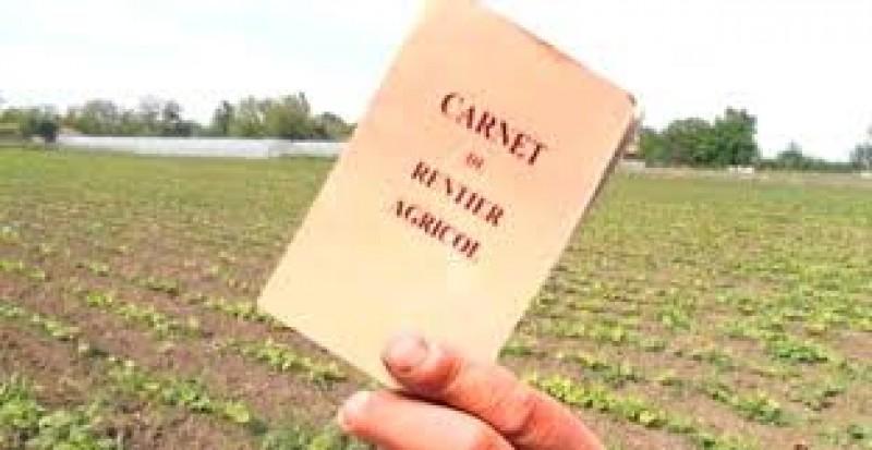 APIA Botoșani: În atenția rentierilor agricoli! Documente necesare!