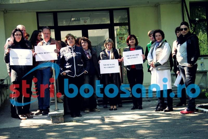 Nemulțumire profundă în rândul angajaților unei instituții din Botoșani!