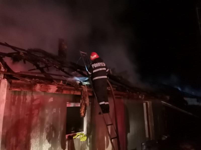 Aproape 200 de misiuni ale pompierilor, în prima săptămână a acestei luni
