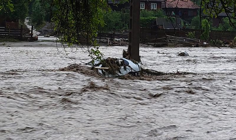 Aproape 30 de comune din Botoșani primesc bani de la Guvern pentru localitățile afectate de inundații
