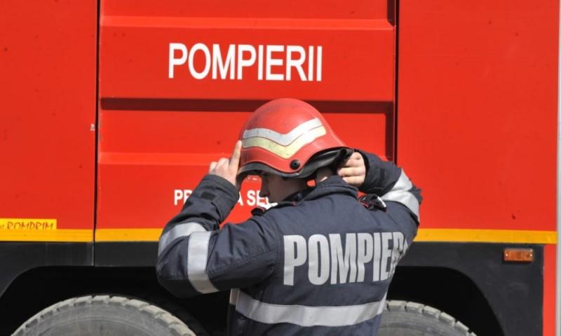 Aproape 300 de misiuni ale pompierilor botoșăneni, săptămâna trecută