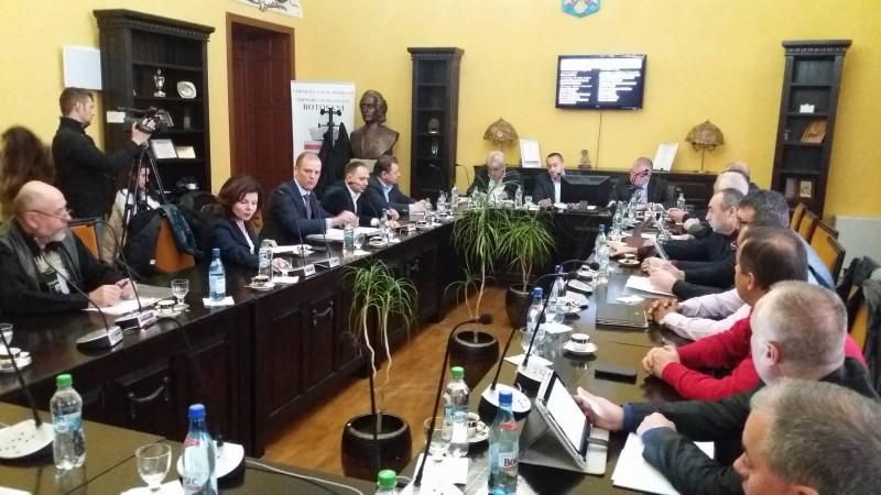 Aprobare dată de consilierii locali în vederea atragerii de fonduri europene pentru Biserica Sf. Gheorghe