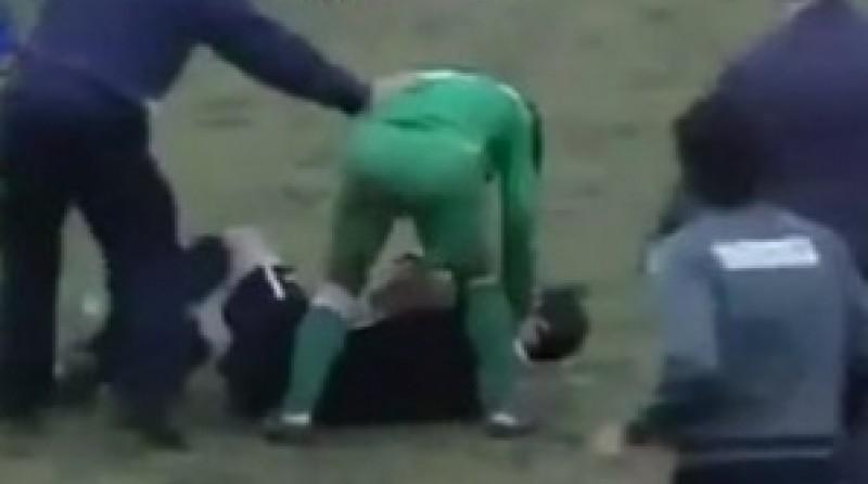 Arbitru batut la un meci din Liga a IV-a din Botosani! Vezi REZULTATELE din aceasta etapa!