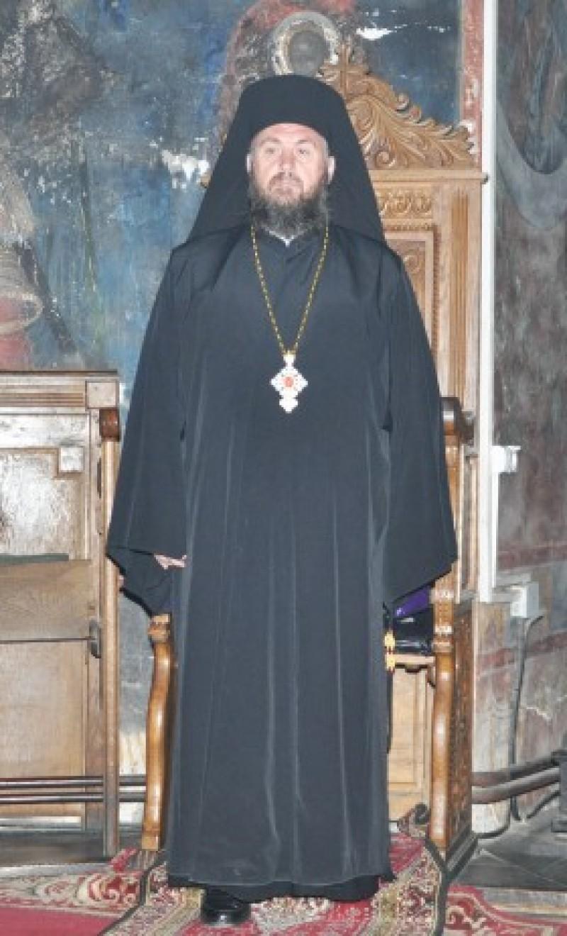Arhimandritul Benedict Sauciuc, la 50 de ani de viață și 15 ani de stăreţie