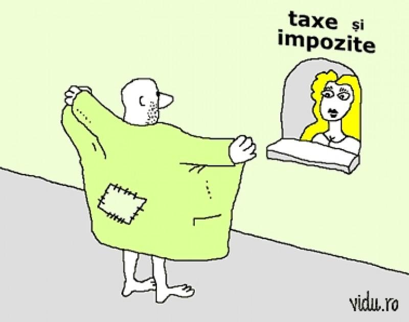 Aripa PSD din guvern vrea impozite mai mari