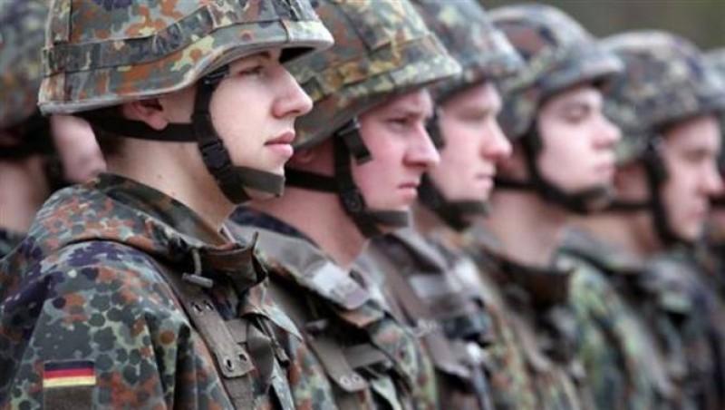 Armata germană ia în calcul recrutarea de cetăţeni din alte state ale UE