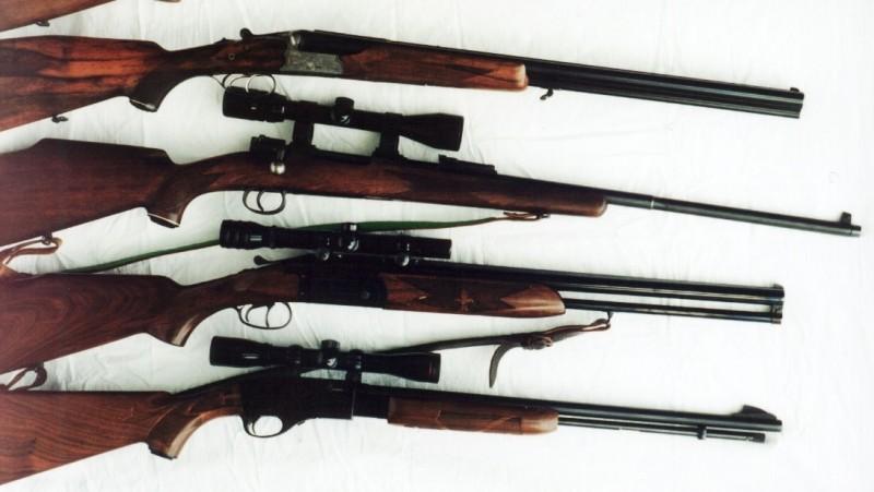 Armele la control! Acţiuni ale poliţiştilor în rândul deţinătorilor de arme