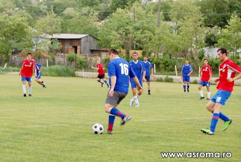 AS Roma - IJP Botosani, 5-2 intr-un meci amical