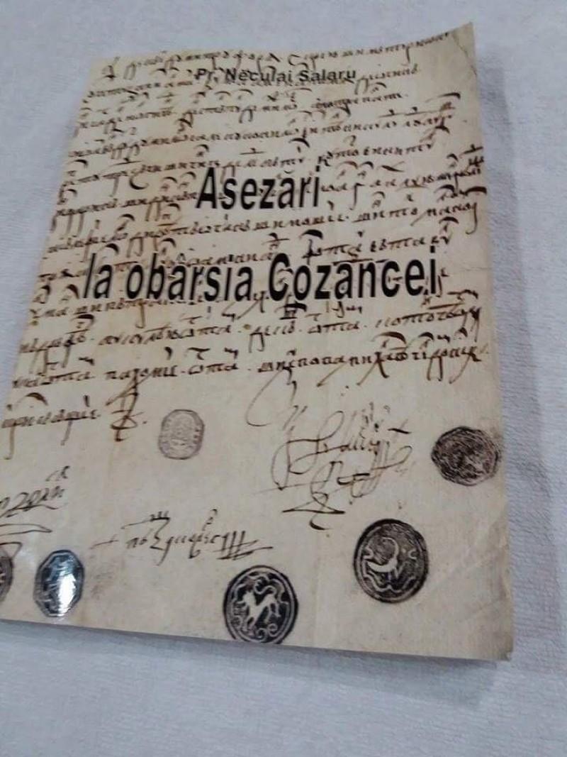 Așezări la obârșia Cozancei, lansare de carte