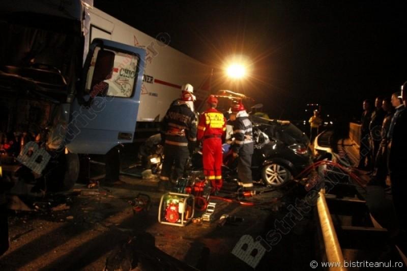 Asigurător obligat de instanţă să plătească pentru o tragedie pe şosea