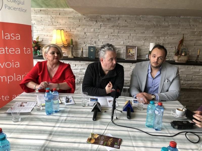 Asociaţia Colegiul Pacienţilor şi-a deschis sucursală şi la Botoşani