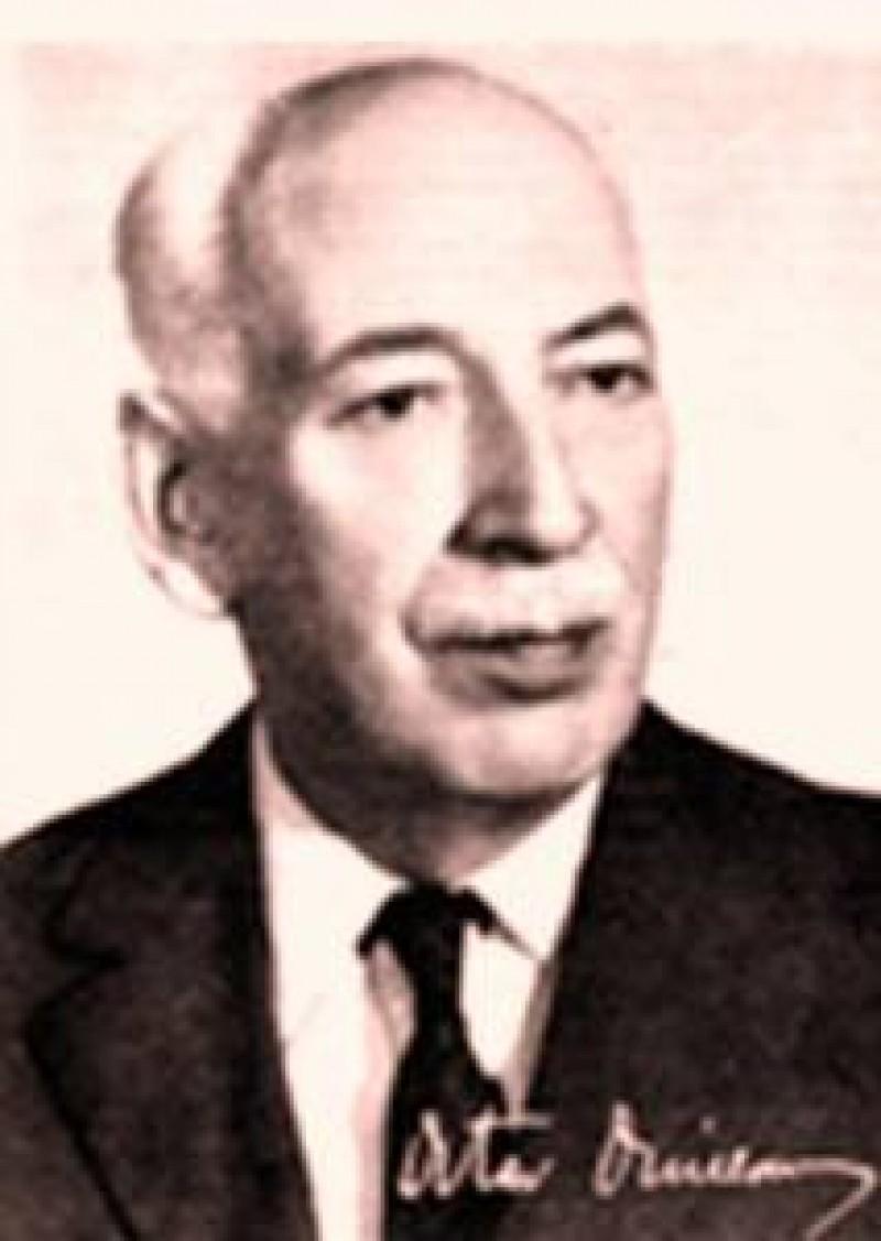 ASTĂZI: 125 de ani de la naşterea, la Botoșani, a ilustrului matematician Octav Onicescu!