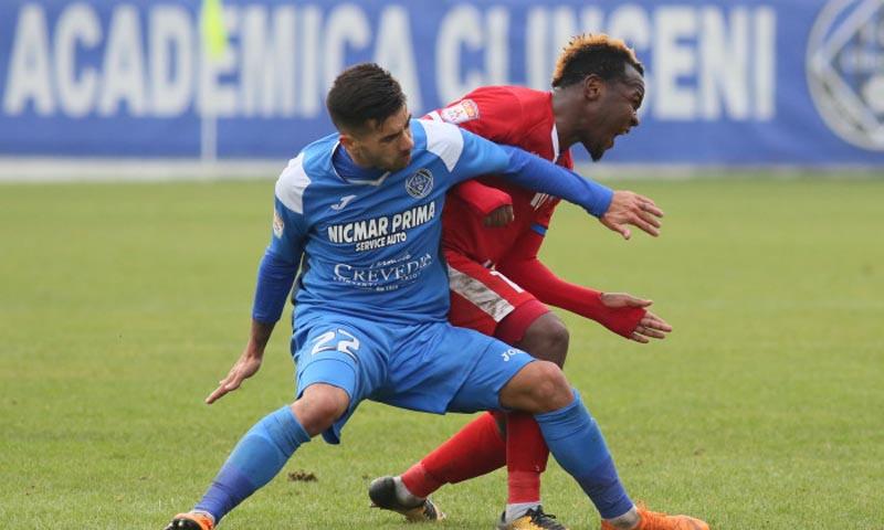 """Astăzi: Academica Clinceni - FC Botoșani, ora 20.30. Un meci împotriva """"lanternei roșii"""""""