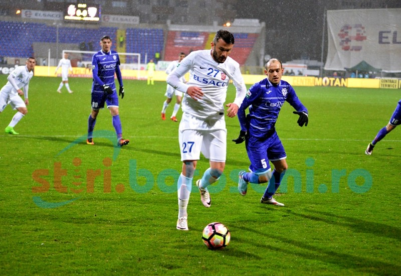 ASTAZI: ACS Poli Timisoara - FC Botosani! Doi titulari sunt suspendati!