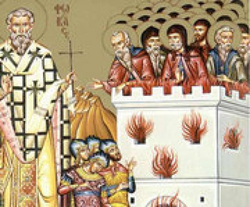 ASTAZI: Aducerea moastelor Sfantului Foca