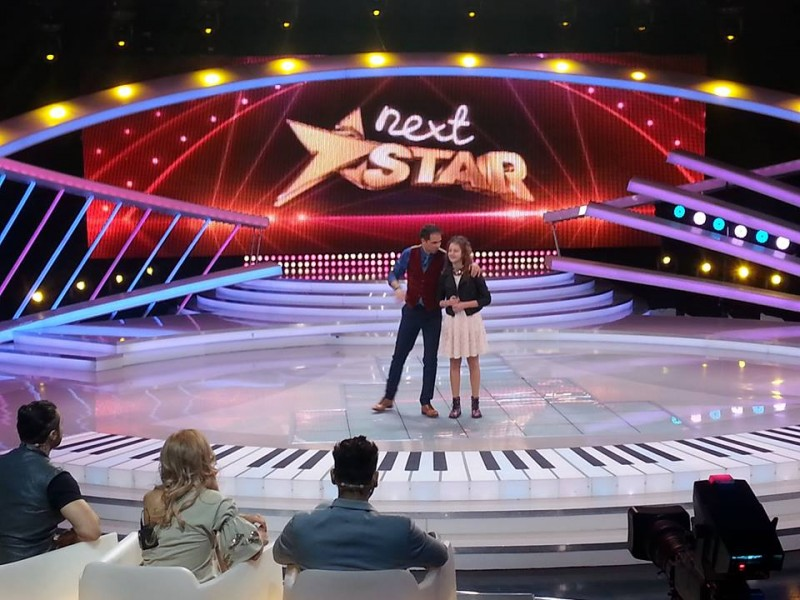 ASTAZI: Botosaneanca Isabela Pamparau, pe scena NEXT STAR!
