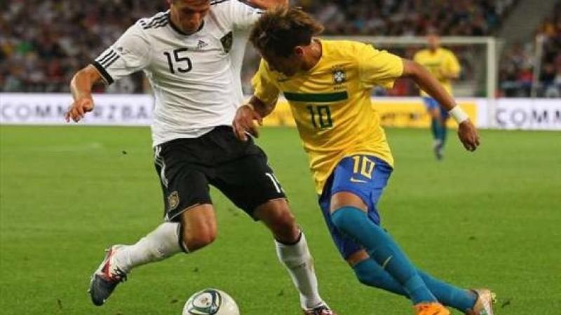 ASTAZI: Brazilia - Germania in prima semifinala a Campionatului Mondial 2014