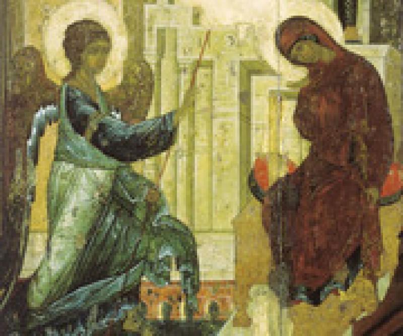 Astazi: Buna Vestire, cea mai veche sarbatoare a Maicii Domnului