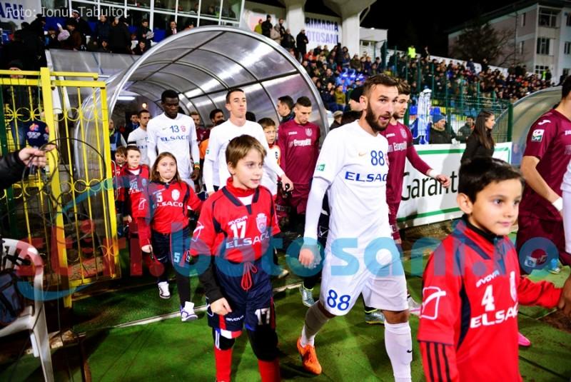 ASTĂZI: CFR Cluj - FC Botoșani, cu Robert Tudor la centru! VIDEO cum se motiveaza clujenii!