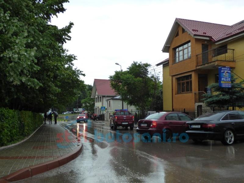 Astăzi: Cod galben de instabilitate atmosferică în Botoșani. Vreme rea până sâmbătă