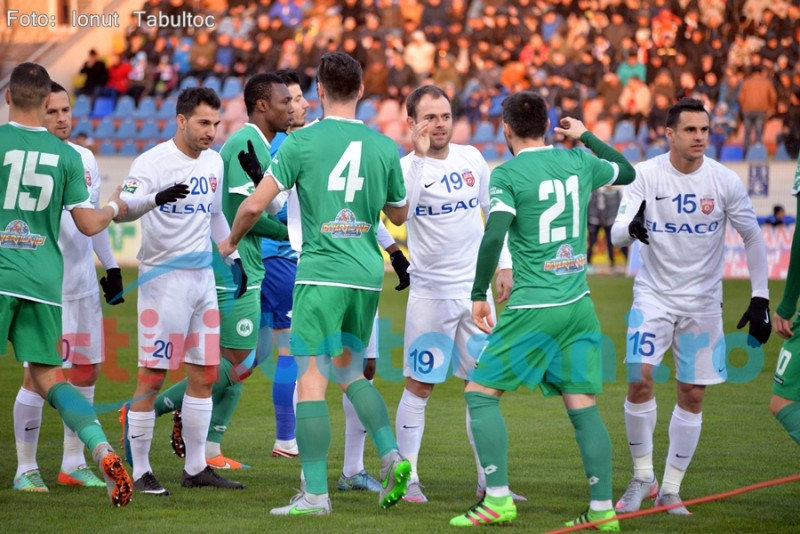 ASTAZI: Concordia Chiajna - FC Botosani, cu Andrei Chivulete la centru