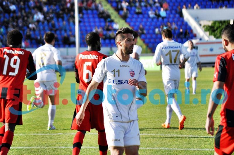 ASTAZI: Concordia Chiajna - FC Botosani! Vezi rezultatele etapei!