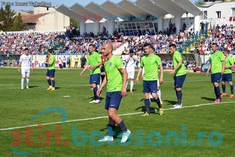 ASTAZI: CSMS Iasi - FC Botosani! Vezi cine va arbitra!