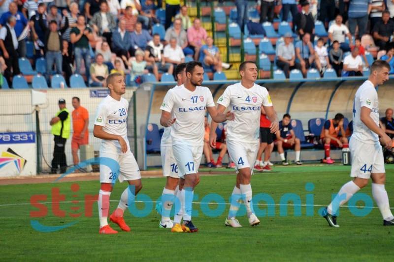 ASTAZI: CSU Craiova - FC Botosani, cu Istvan Kovacs la centru. Botosanenii sunt fara victorie pe terenul oltenilor
