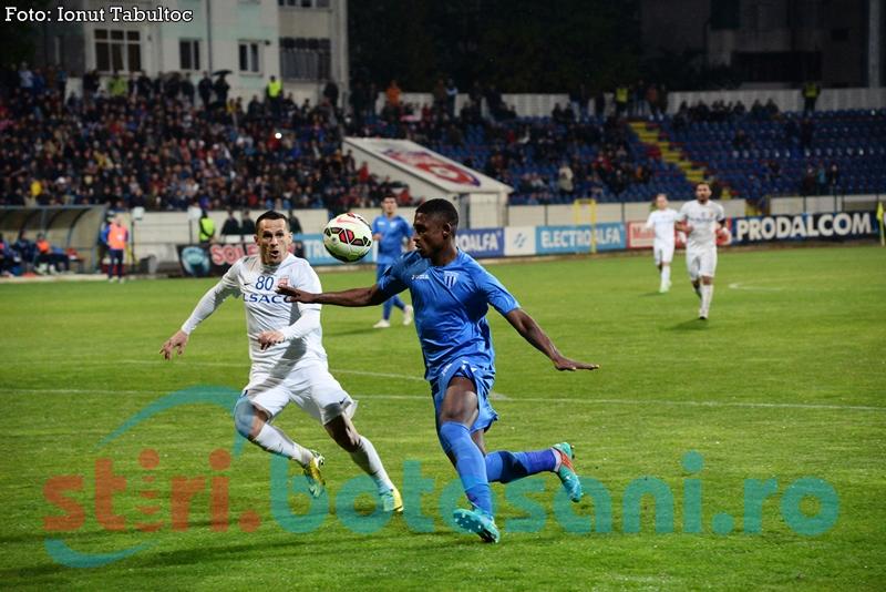ASTAZI: CSU Craiova - FC Botosani! Vezi cine va arbitra!