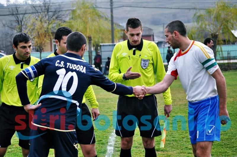 ASTAZI: Derby-ul campionatului in Liga a IV-a! Luceafarul Mihai Eminescu primeste vizita Tudorei! Momente de reculegere!