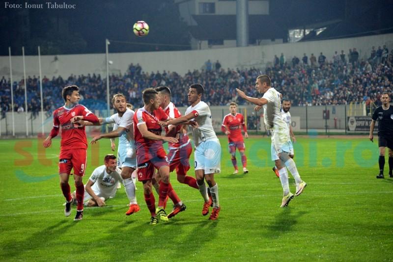 ASTĂZI: Dinamo București - FC Botoșani, cu unul dintre asistenți din capitală!