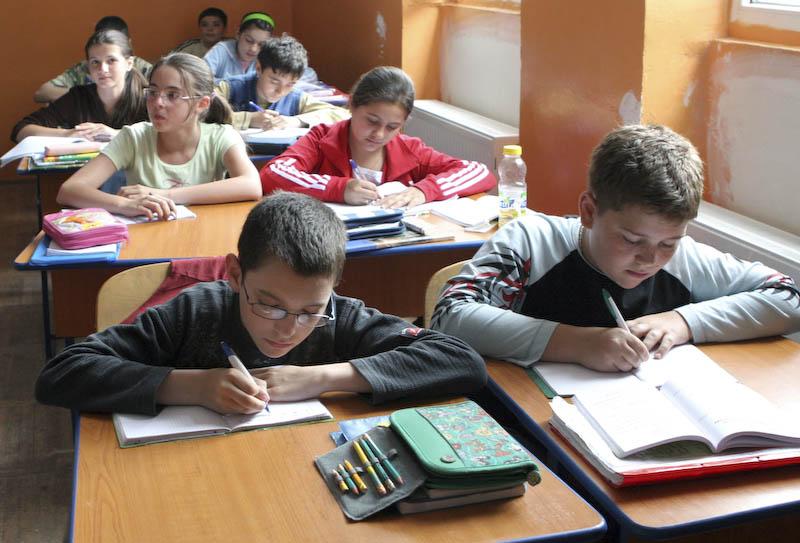 Astazi, elevii din clasele a VII-a si a VIII-a sustin teza la matematica