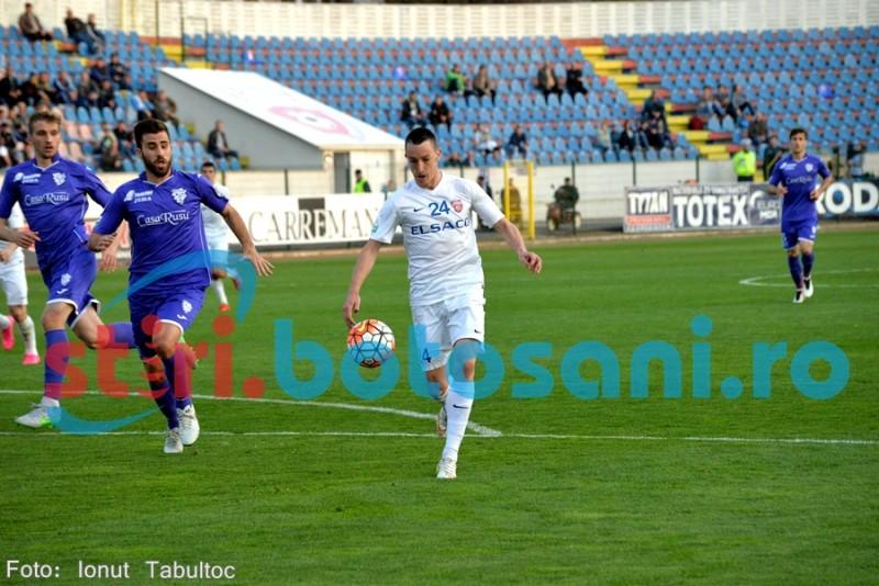 ASTAZI: FC Botosani - ACS Poli Timisoara! Botosanenii sunt in afara Play-Off-ului
