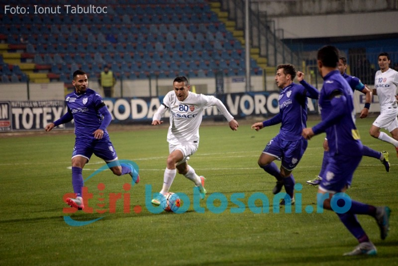 ASTĂZI: FC Botoșani - ACS Poli Timișoara! Haideți la meci!