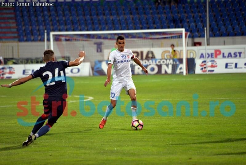 ASTAZI: FC Botosani - ASA Targu Mures. O singura victorie pentru trupa lui Grozavu!