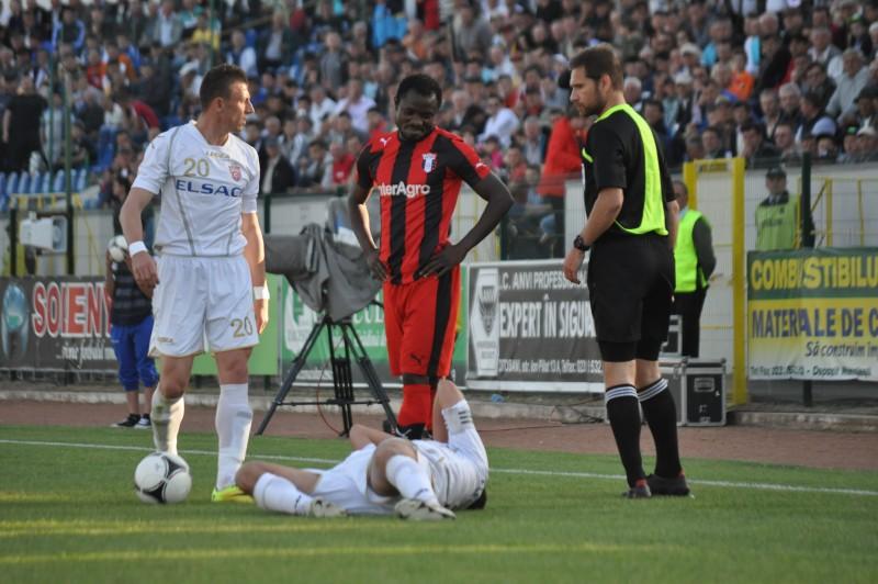ASTAZI: FC Botosani - Astra Giurgiu, cu Alexandru Tudor la centru!
