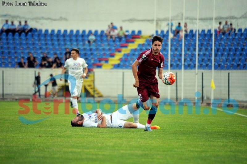 ASTAZI: FC Botosani - CFR Cluj! Clujenii sunt favoriti la casele de pariuri!