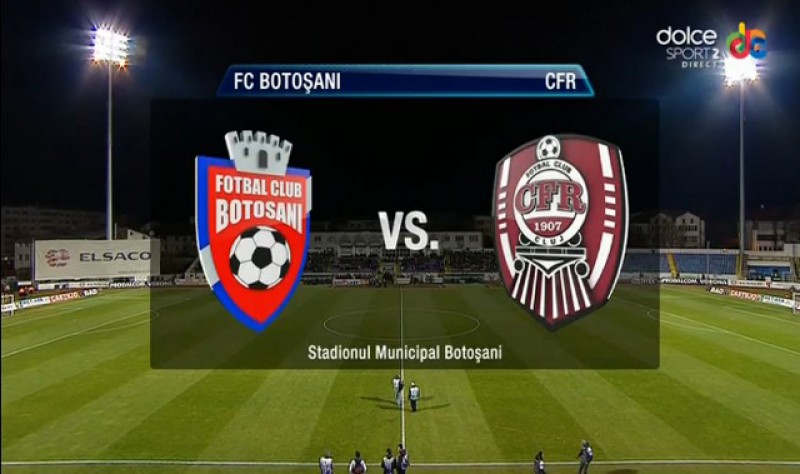 Astăzi: FC Botoșani - CFR Cluj! Echipa lui Dan Petrescu a pierdut ultimele două meciuri de pe Municipal!