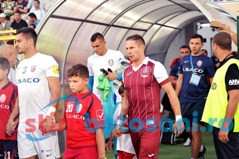 ASTAZI: FC Botosani - CFR Cluj in Cupa Romaniei
