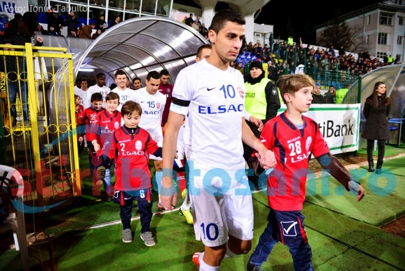 ASTAZI: FC Botosani - CFR Cluj, in ultimul meci al sezonului