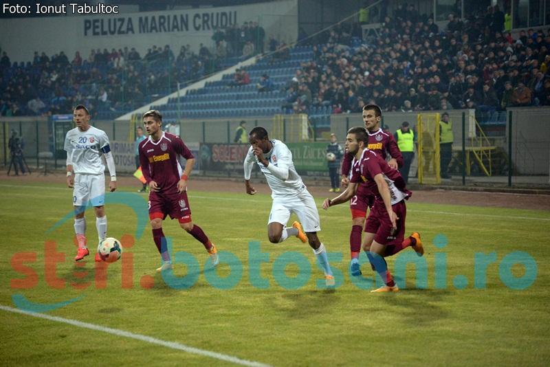 ASTAZI: FC Botosani - CFR Cluj, ora 20:30