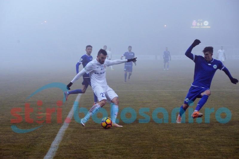 ASTAZI: FC Botosani - Concordia Chiajna, cu Alexandru Tudor la centru