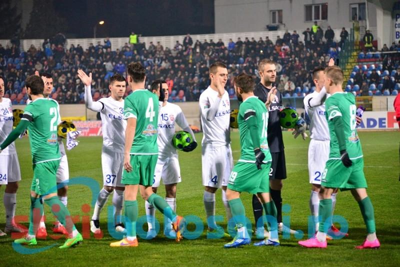 ASTĂZI: FC Botoșani - Concordia Chiajna! Vezi cine arbitrează!