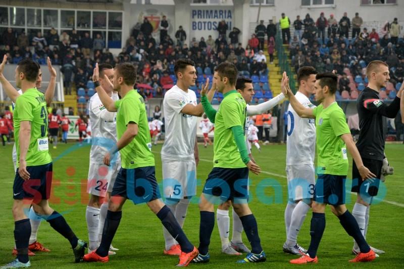 ASTAZI: FC Botosani - CSM Poli Iasi in Cupa Ligii! Arbitru din Bucuresti!