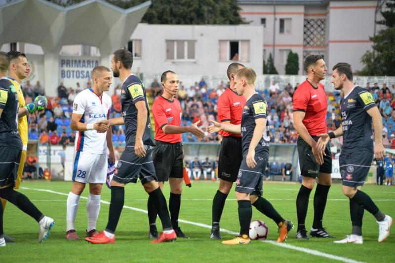 Astăzi: FC Botoșani - FC Hermannstadt. Roș-albaștrii au neapărată nevoie de victorie, pentru șanse reale la play-off