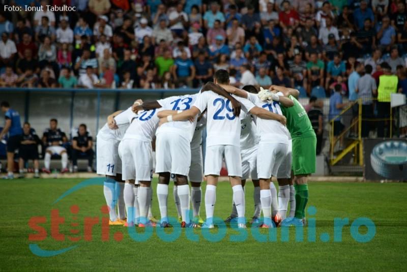 ASTAZI: FC Botosani - FC Voluntari, cu Marcel Bârsan la centru!